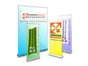 Roll-up banner - Roll-up banner