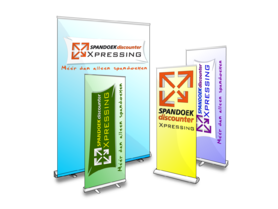Producten - Roll-up banner